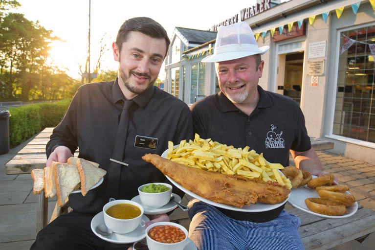 UK's 10 best fish and chip restaurants for the second year running