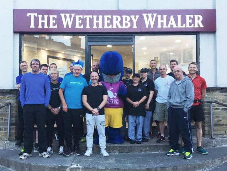 Wetherby Whaler Diabetes UK Run 2017