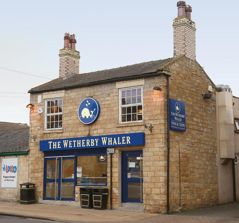 Wetherby Whaler celebrates national recognition for Yorkshire!