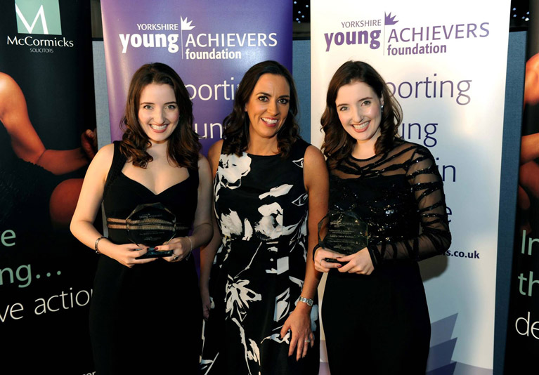Wetherby Whaler Yorkshire's Young Achievers